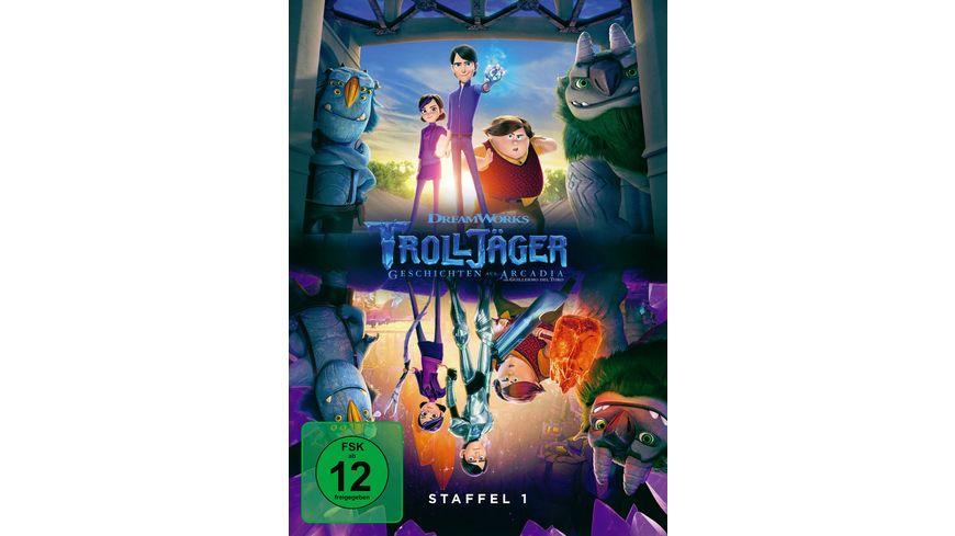 Trolljaeger Staffel 1 4 DVDs