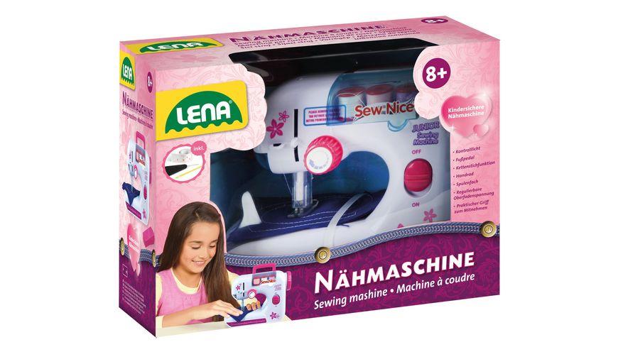 Lena 42521 Kinder Naehmaschine