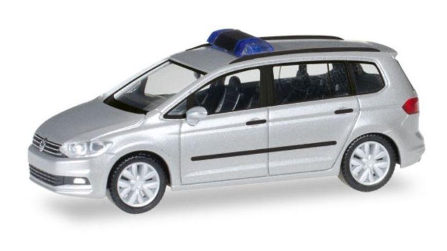 Herpa 13048 Herpa MiniKit VW Touran silber