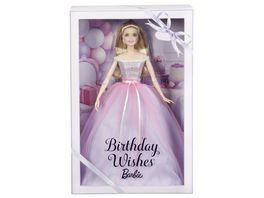 Mattel Barbie Collector Birthday Wishes Doll 2017
