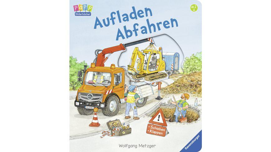 Buch Ravensburger Buch Aufladen Abfahren
