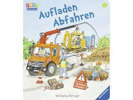 Ravensburger Aufladen Abfahren