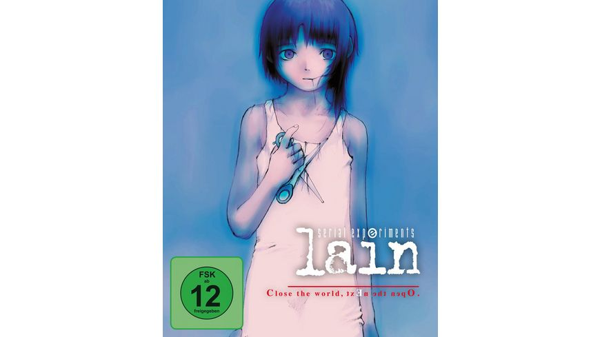Serial Experiments Lain Gesamtausgabe Collector s Edition 2 BRs