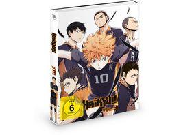 Haikyu Vol 3 Episode 13 18 2 DVDs