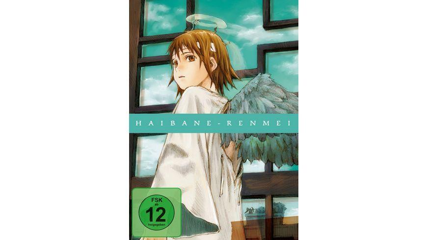 Haibane Renmei Gesamtausgabe 3 DVDs