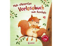Buch Loewe Mein allererstes Vorlesebuch zum Kuscheln