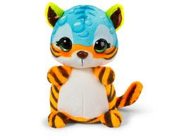 NICI Bubble Tiger Fraff Crazy 16cm