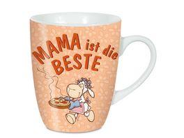 NICI Fancy Mug Tasse Mama Ist Die Beste