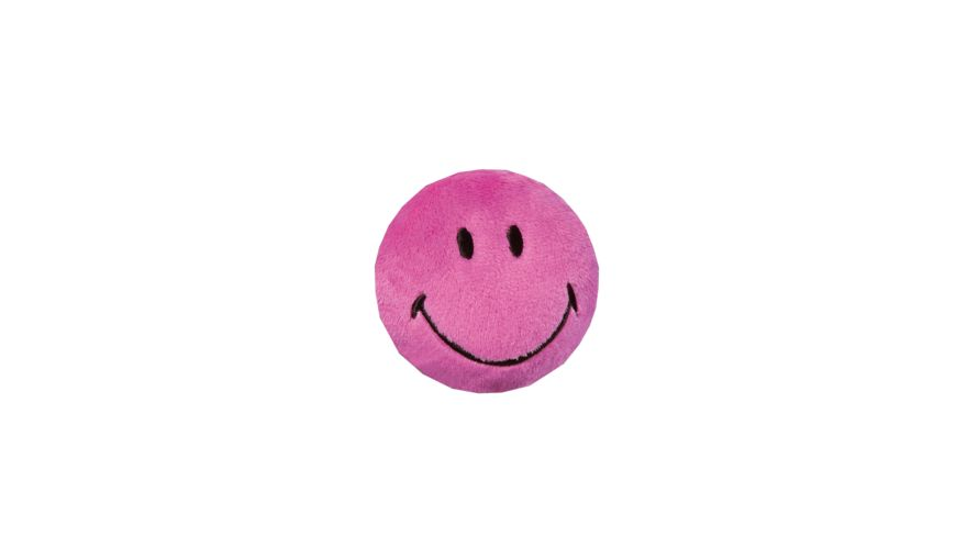NICI Magnici Smiley World 2 8cm Pink Pluesch
