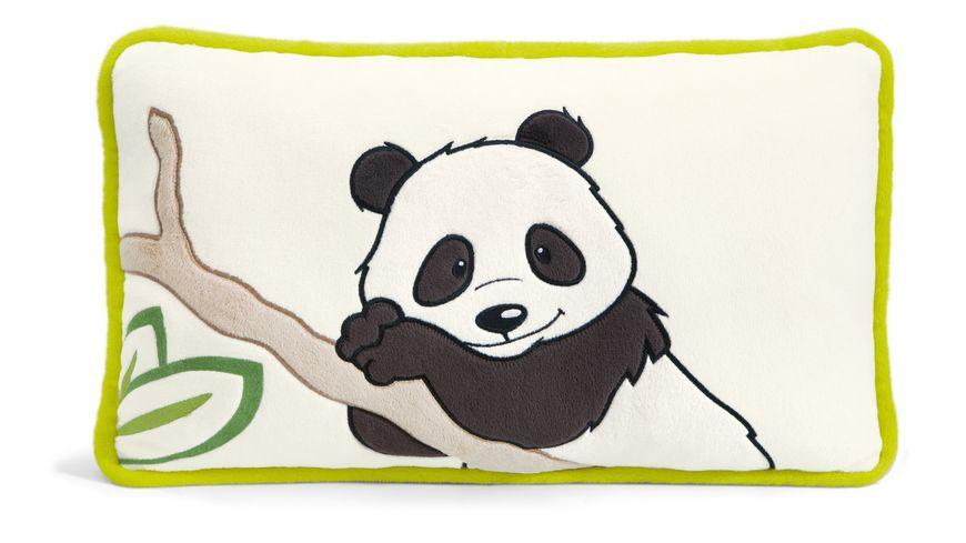 NICI Wild Friends 32 Kissen Panda 43X25cm