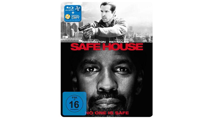Safe House Steelbook