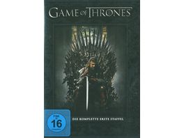 Game of Thrones Staffel 1 5 DVDs