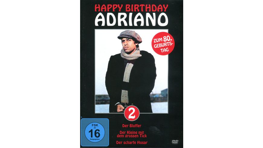 Happy Birthday Adriano 2