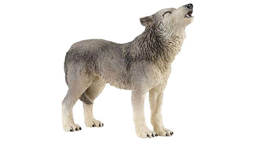Papo Heulender Wolf 8 cm
