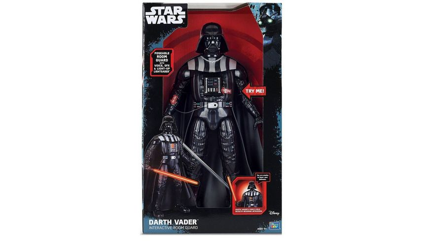 MTW Toys Star Wars Darth Vader Roomguard