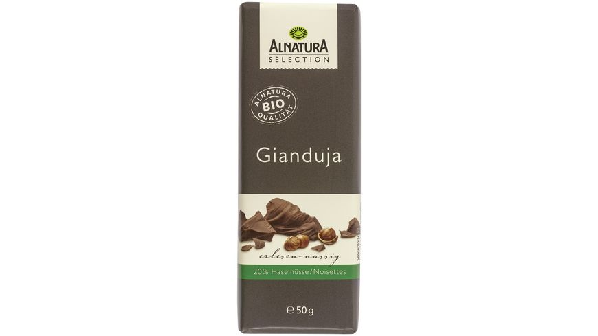 Alnatura Selection Gianduja