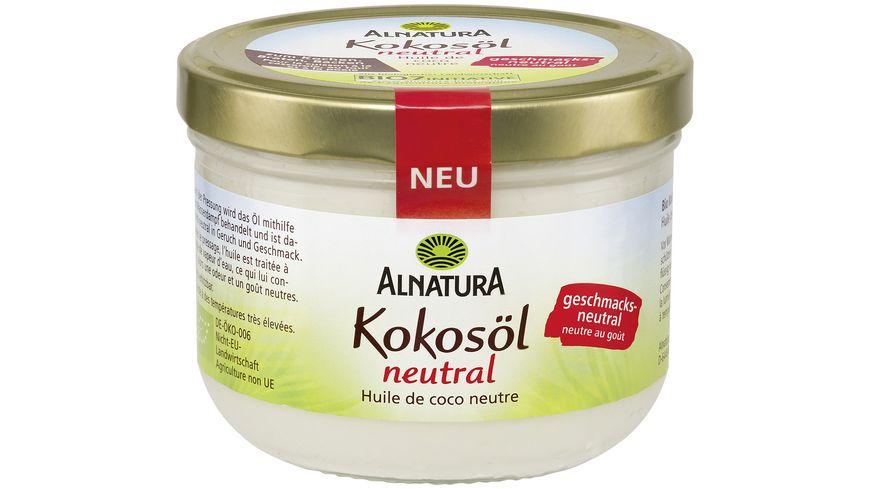 Alnatura Kokosoel desodoriert