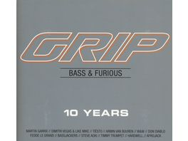GRIP Bass Furious 10 Years