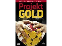 Projekt Gold Eine deutsche Handball WM SE 2 DVDs