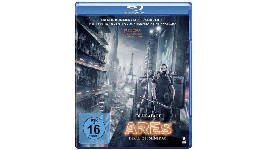 Ares Der letzte seiner Art