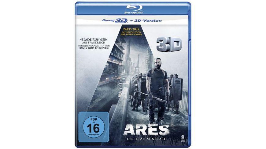 Ares Der letzte seiner Art inkl 2D Version