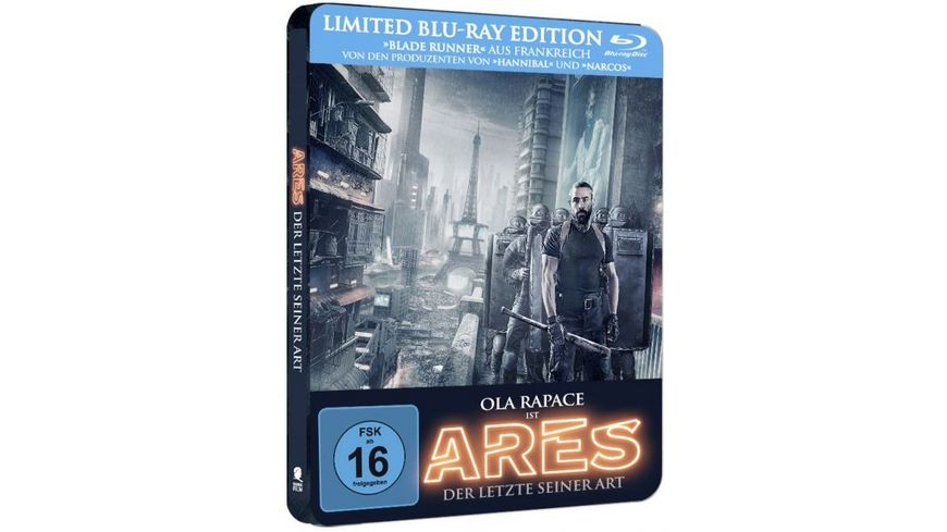 Ares Steelbook LE