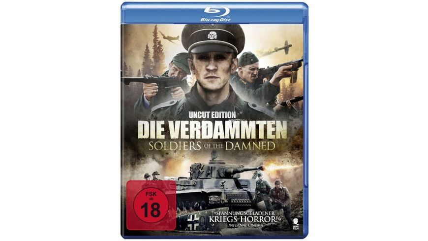 Die Verdammten Soldiers of the Damned Uncut