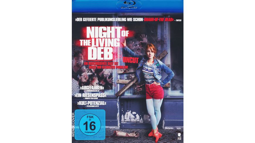 Night of the Living Deb Uncut