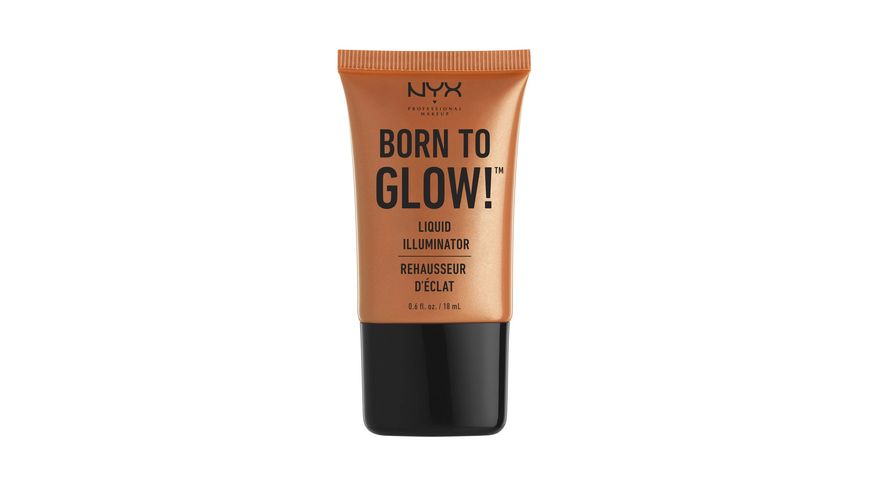 NYX PROFESSIONAL MAKEUP Highlighter Born To Glow Liquid Illuminator