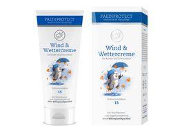 PAEDIPROTECT Wind Wettercreme LSF15