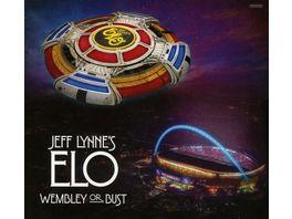 Jeff Lynne s ELO Wembley or Bust 2 CD