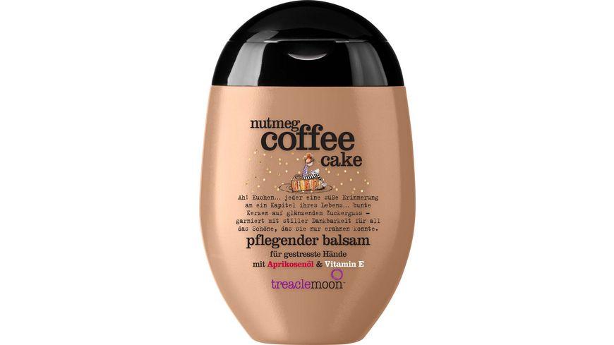 treaclemoon handcreme nutmeg coffee cake