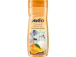 AVEO Cremedusche Orange Buttermilch