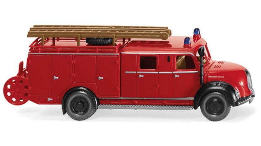 WIKING 0863 99 Feuerwehr LF 16 Magirus