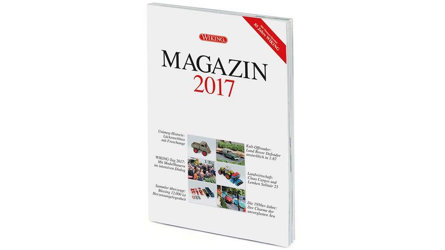 WIKING 0006 24 WIKING Magazin 2017
