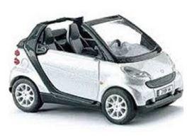 Busch 46175 Smart Fortwo Cabrio 07 Automodell 1 87