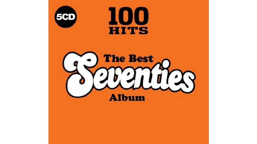 100 Hits Best 70 s Album