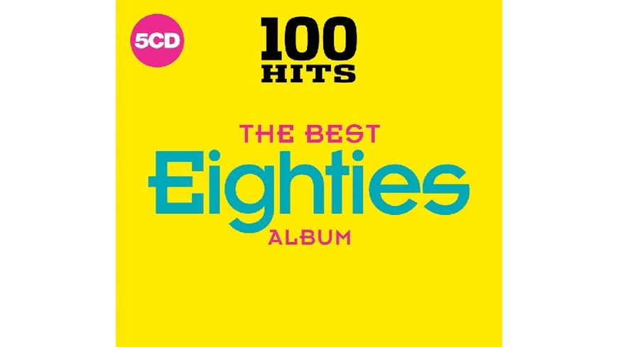 100 Hits Best 80 s Album