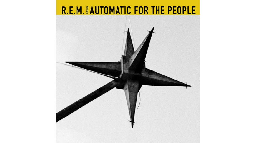 Automatic For The People Ltd 3CD Blu Ray Boxset