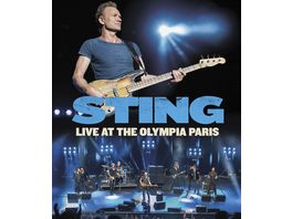 Live At The Olympia Paris Blu Ray