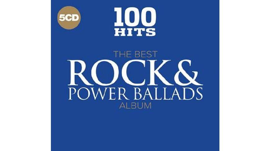 100 Hits Best Rock Power Ballads