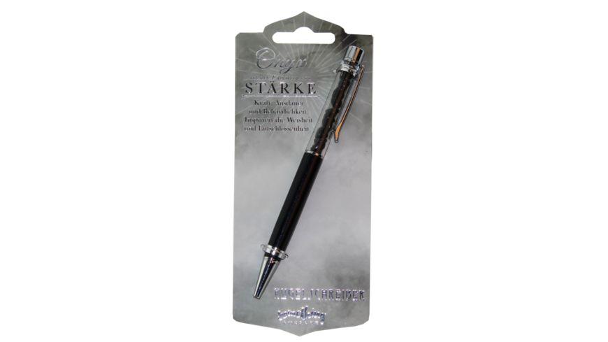 H H Kugelschreiber Onyx