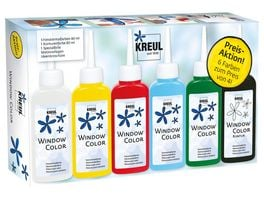 KREUL Window Color Set