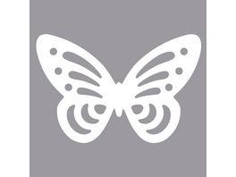Rayher Silhouetten Stanzer Schmetterling 4 6x3 cm