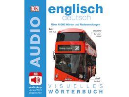 Visuelles Woerterbuch Englisch Deutsch