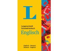 Langenscheidt Schulwoerterbuch Englisch Mit Info Fenstern zu Wortschatz Landeskunde