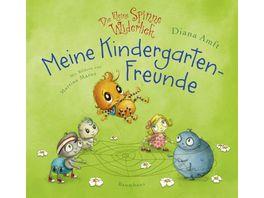 Die kleine Spinne Widerlich Meine Kindergartenfreunde