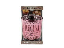 H H Metallics Kerze Regina