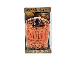 H H Metallics Kerze Sandra