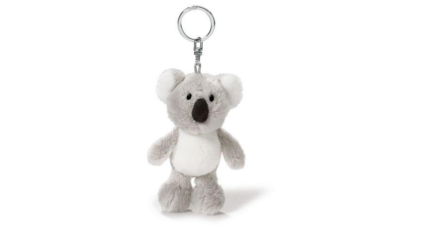 NICI Schluesselanhaenger Koala Wild Friends Beanbag 10cm